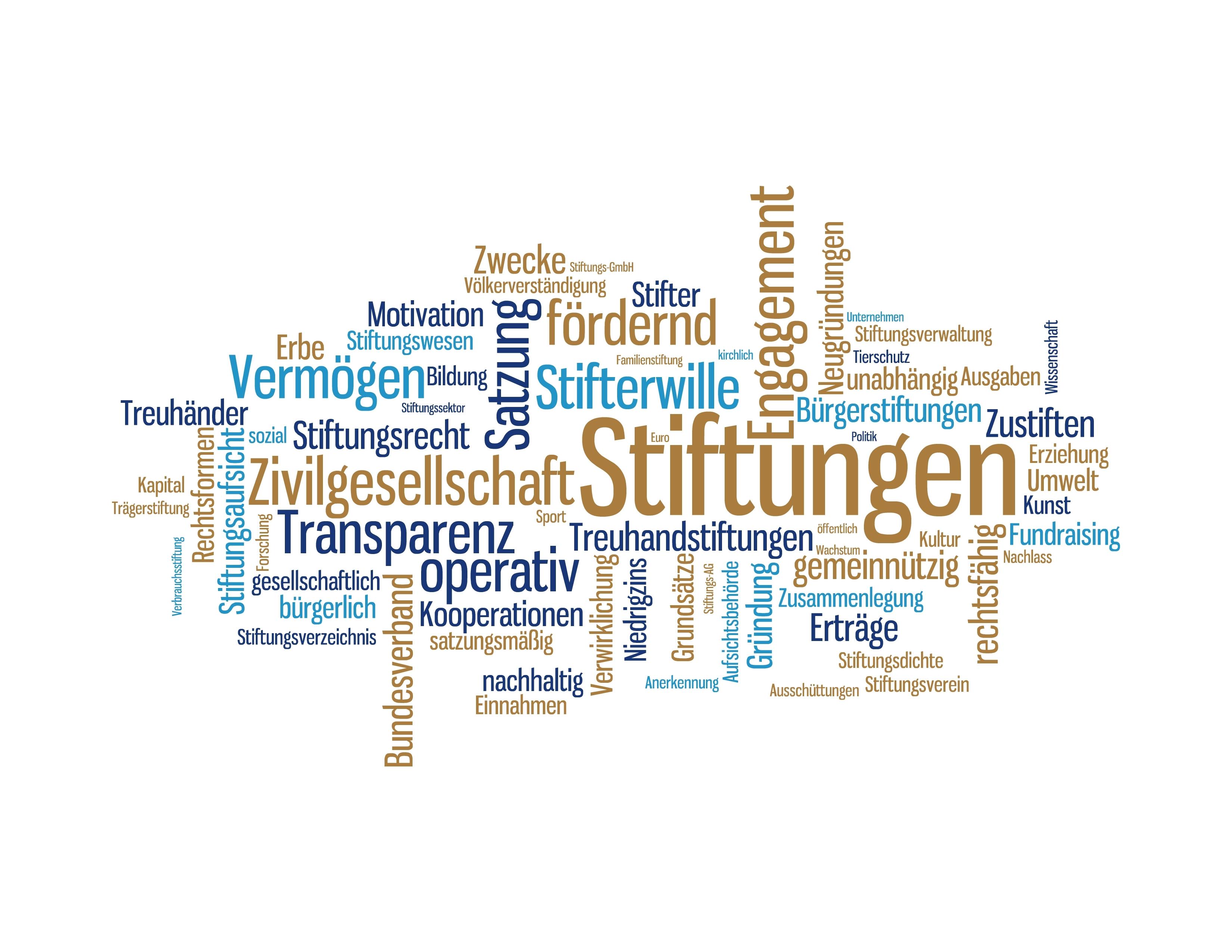 Die Bürgerstiftung Gescher Ist Mitglied Im Bundesverband Deutscher Stiftungen