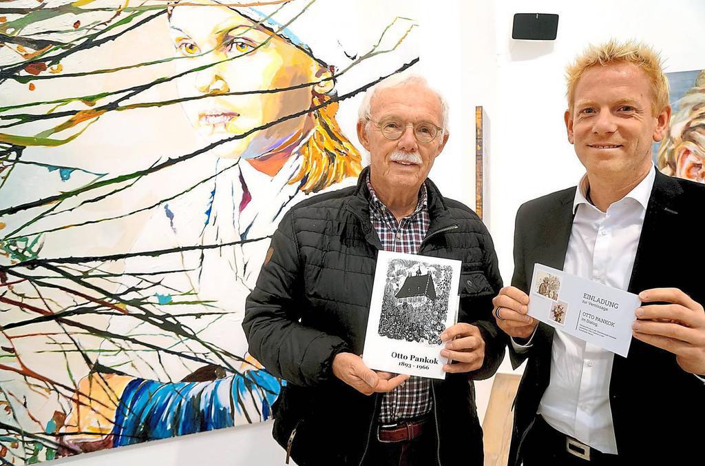 """""""Otto Pankok Im Dialog"""" – Bürgerstiftung Initiiert Ausstellung"""