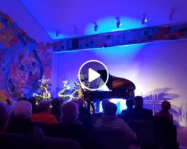 Adventskonzert 2018 Mit Dem Blinden Pianisten Anton Belousov