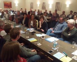 Treffen Zur Gründung Eines Netzwerkes Gescheraner Vereine Und Gruppierungen – Ideen Und Wünsche Sprudeln